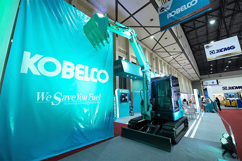INTERMAT ASEAN 2017 | Event | Kobelco Construction Machinery