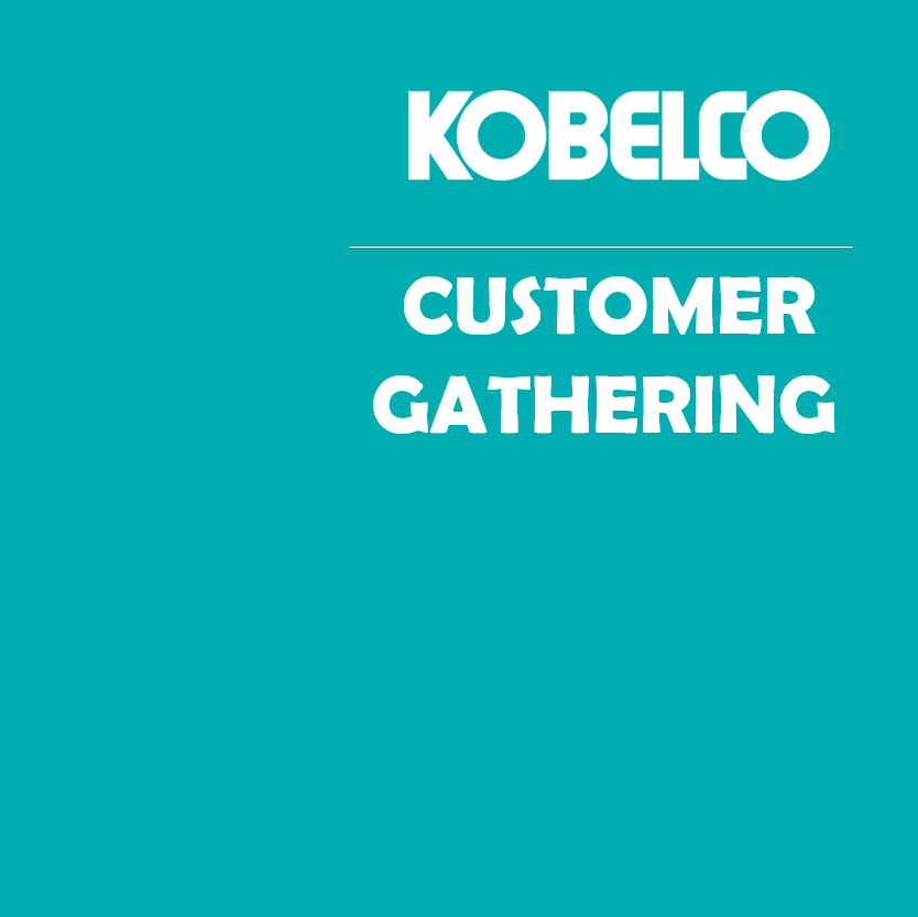 Event | Kobelco Construction Machinery Southeast Asia Co , Ltd